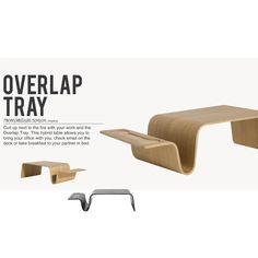 Overlap Tray