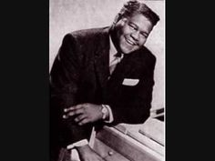 Whole Lot Of Love -   Fats Domino -1958 YouTube