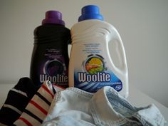 As far as gentle detergents go, Woolite is a cult fave. http://www.sololisa.com/2013/06/product-review-woolite-laundry-detergent.html