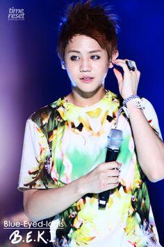 BLUE EYED K-POP IDOLS: #237  Yang Yoseob - B2ST