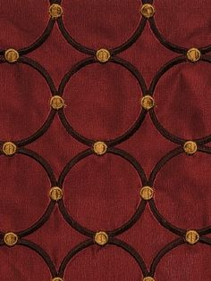 Murfreesboro - Lava Price Per Yard: $61.25      Product ID:  FbC 3704308 Manufacturer:  Fabricut Fabrics Available Colors:  Width:  58 in Content:  100% Polyester Base 100% Rayon Embroidery Horizontal Repeat:  2.5 in Vertical Repeat:  2.5 in Usage:  Bedding, Drapery, Multipurpose