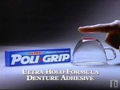 Poly Grip Ultra Commercial 1997