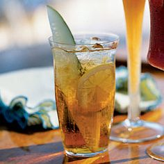 Pimm's Cup, anyone? | CookingLight.com #Olympics