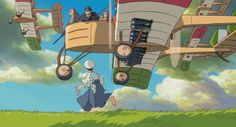 We review 'The Wind Rises'.
