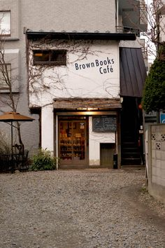Brown Books Cafe