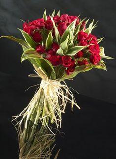 European Style Hand-Tied Bouquet