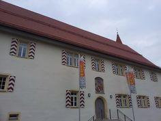 The music school in Hechingen, Zollern-Alb county