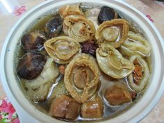 Sumptuous Flavours: Chinese New Year Dish : Fatt Thieu Cheong/Monk Jumped Over The Wall