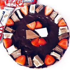 Horalkový, Rafaello a Kit Kat cheesecake | Refresher blog