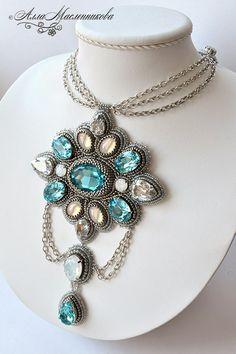 Купить Printemps du Nord - голубой, серебряный, серебристый, весна, холодный, стальной, blue shade