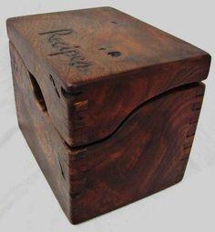 barn wood recipe box - Google Search