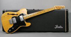 1973 Vintage Fender Telecaster Thinline