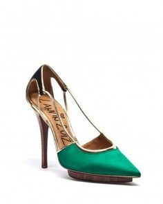 Stiletto Dorsay Pump 110