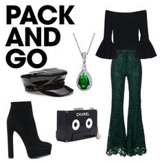 Untitled #10 by axintemagda on Polyvore featuring polyvore fashion style Alexis Dolce&Gabbana Casadei Bling Jewelry Chanel clothing parisfashionweek Packandgo Chanel Clothing, Chanel Outfit, Bling Jewelry, Polyvore Fashion, Clothes, Style, Outfits, Swag, Clothing