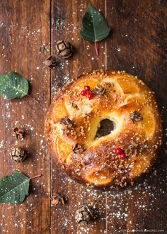My Spanish Taste: Spanish Three Kings Cake: Roscón de Reyes