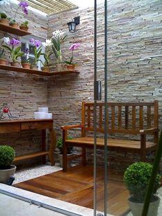 Ideas de jardines y patios interiores (8) - Curso de Organizacion del hogar