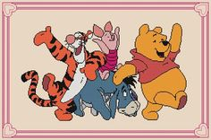 Free Disney Cross Stitch Patterns | posts disney cross stitch pattern winnie the pooh 2 free cross stitch ...