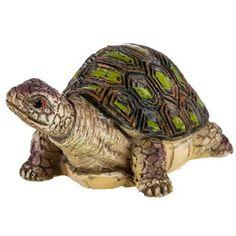 Polystone Miniature Turtle Staring Straight