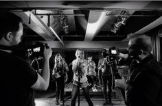 Emily Kinney nos bastidores de 'This is War' || Emily Kinney behind the scenes of 'This is War'