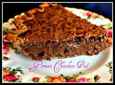 Sweet Tea and Cornbread: German Chocolate Pie! i LOVE PIE. used to eat this at pot lucks and funerals in the South. a great chocolate pie.Plan to make. German Chocolate Pies, Chocolate Pie Recipes, Chocolate Cake, Melt Chocolate, Chocolate Butter, Pie Dessert, Dessert Recipes, Dessert Ideas, Cake Recipes