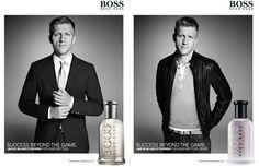 Polskie gwiazdy w reklamach perfum - Kuba Błaszczykowski Hugo Boss Boss Bottled i Hugo Boss Boss Bottled Sport