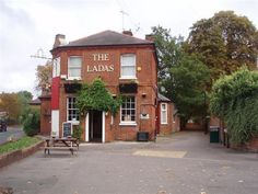 The Ladas, Woodcote Road, Epsom. Old Street, Surrey, England, Street View, Cabin, Memories, House Styles, Outdoor Decor, Home Decor