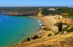 Praia do Zavial - Algarve, Portugal Algarve, Places Around The World, Around The Worlds, Surf, Attraction, Hotels Portugal, Azores, Group Tours, Photo Contest