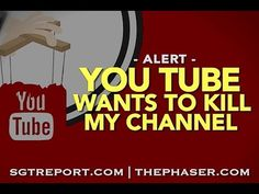 HELP!! YOU TUBE WANTS TO KILL MY CHANNEL - YouTube