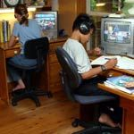 How can homeschooling be enriched by using technology?