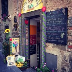 Corniglia, Italy — by Fen. Alberto gelateria, it's perfect! Friendly, warm and their gelato is just so smooth and creamy. My fave is their...