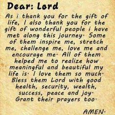 Praying this for you. Be Blessed and have a good night, #Prayer