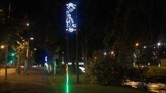 Luces de Navidad. Cuenca 2013