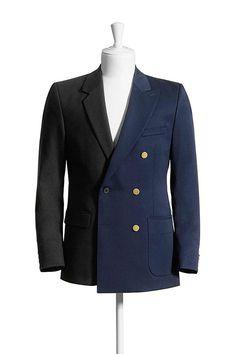 H Maison Martin Margiela Men's Dual Jacket