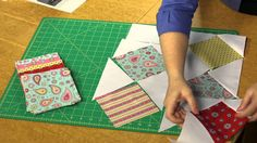 Quilting Quickly - Stringing Bead Bed Quilt