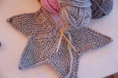 Tilonino: Lyst til å strikke stjerner......
