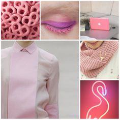 Los colores pastel van a estar en furor la próxima temporada, para estar a tono, nuestro color de hoy es el rosa!