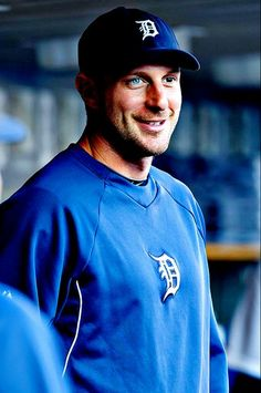 Max Scherzer, Detroit Tigers, I want a husky with one blue eye and I want to call him Max!!!