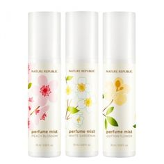 $10 out of stock Nature Republic Refresh Perfume Mist 75ml 3 Types
