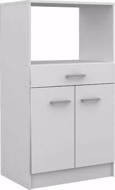 mueble armario cocina multiuso microondas sensacion