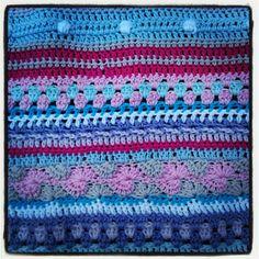 Gehaakte deken op hakenbijmij.blogspot.nl