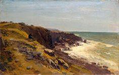 Ribas na Costa, Praia das Maçãs (MNAC), Alfredo Keil (1850-1907)