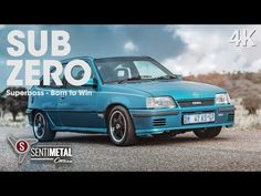 """Born on the racetrack"" is an often-used term when it comes to high-performance cars, but few road machines can rightfully lay claim to that description. The Opel Kadett G[…] Bmw 100, The Big Boss, Porsche 930, High Performance Cars, Skyline Gt, Jaguar E Type, Limited Slip Differential, Us Travel, Super"
