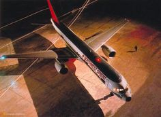 Pacific Airlines, Northwest Airlines, Republic Airlines, Aircraft Photos, Civil Aviation, Air Travel, North West, Airports, Spacecraft