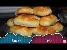 Pan de leche/ Bollos suizos