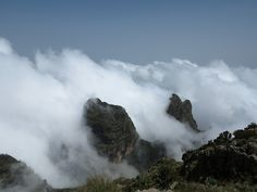 Simien Mountains National Park is one of the national parks of Ethiopia. Located in the Semien (North) Gondar Zone of the Amhara Region, its territory covers the Simien Mountains and includes Ras Dashan, the highest point in Ethiopia.       Semien Mountai