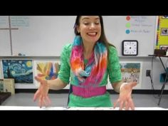 Crayon Collaboratives with Fourth Grade - YouTube