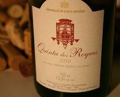 HIPPOVINO: Trois bons vins rouges abordables, ça vous tente? - Quinta Dos Roques - Portugal Dao - vin rouge - Code SAQ 00744805