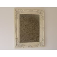 Cream Distressed Mirror 420 x 520 £28