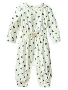 Floral bow one-piece | Gap