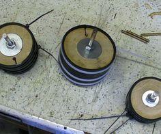 Adding Neoprene Rubber to Homemade Drum Sander